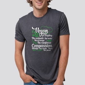 Vegan For Everything T Shirt T-Shirt
